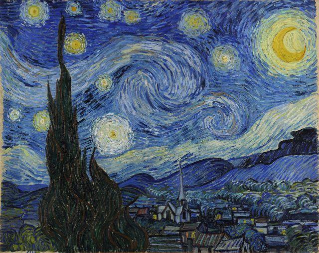 Por trás dos Girassóis de Van Gogh - blog de psicologia Melkberg - Van Gogh - pintor - Theo - irmão - arte - ano - vida - sofria