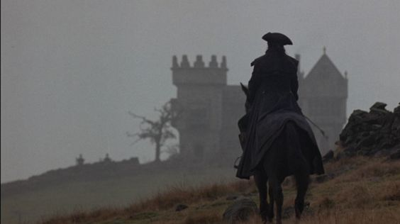 Heathchliff voltando ao Morro dos ventos uivantes