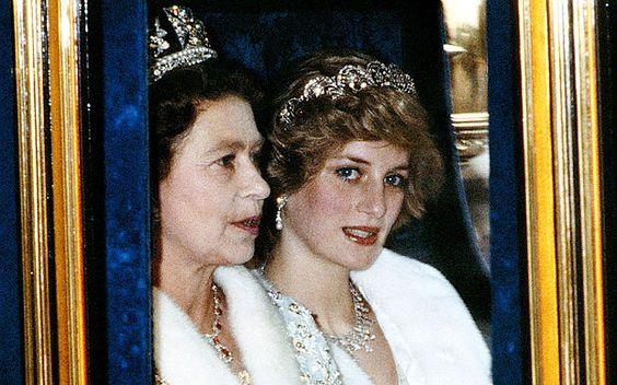 O conto de Lady Di - Princesa diana - genograma - diana de gales