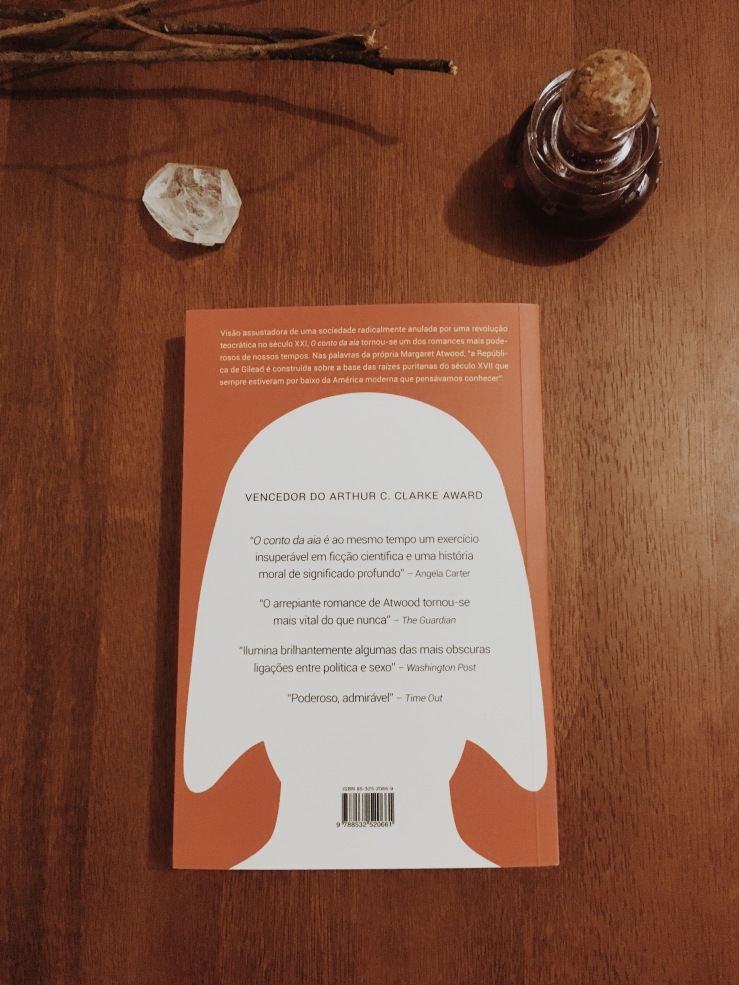 O Conto da Aia - Blog de Psicologia - Melkberg - livro - O Conto da Aia - mulher - Offred - poder