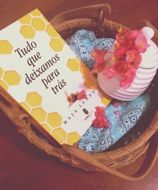 Maja Lunde - Um Livro sobre Abelhas e Tudo que deixamos para trás... - blog de psicologia Melkberg - Tudo que deixamos para trás - livro - Maja Lunde - abelhas - William - George - Tao - família - personagens