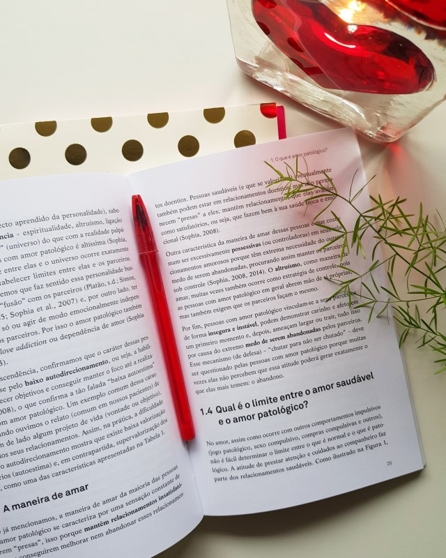 Livro: Como lidar com o amor patológico - um guia prático - blog de psicologia Melkberg - amor patológico - amor - guia prático - como lidar com o amor patológico - relacionamento - tratamento - parceiro - livro - controle - transtornos - sofrimento - abandono - diagnóstico