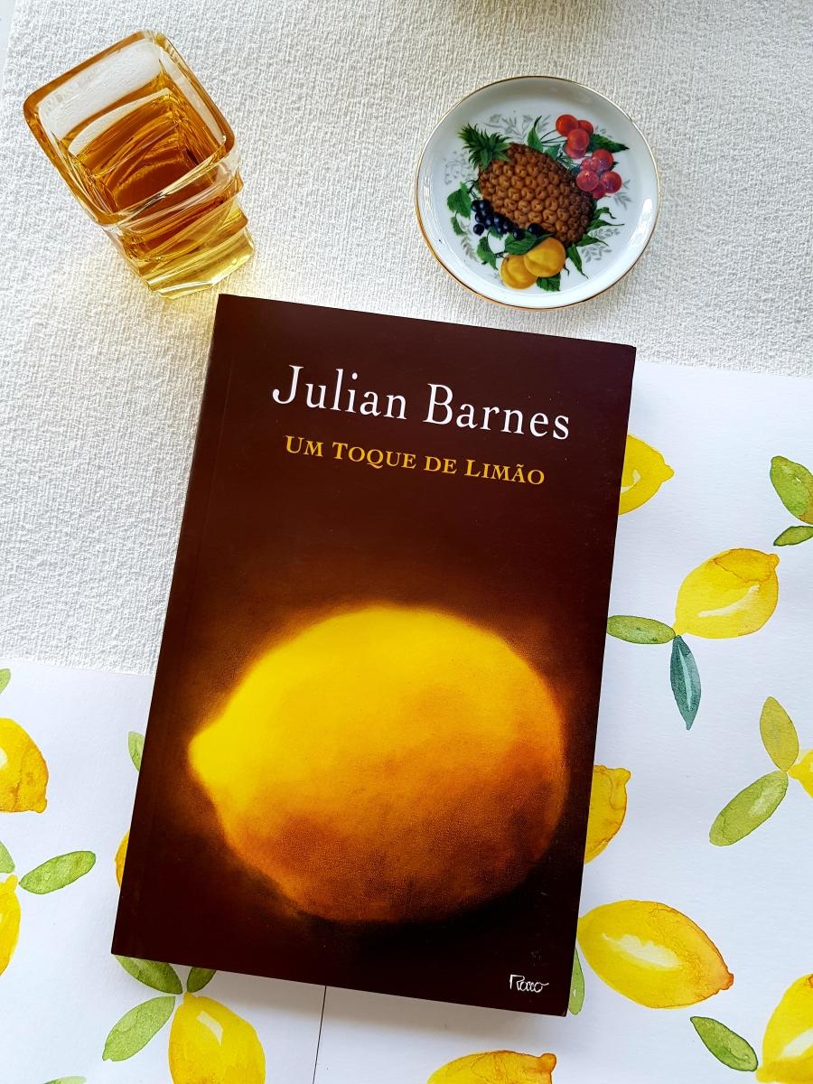 Resenha: Um toque de limão, de Julian Barnes - blog de psicologia Melkberg - contos - personagens - autor - velhice - morte - história - livro - personagem