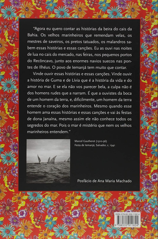 Resenha: Mar Morto, de Jorge Amado - blog de psicologia Melkberg - Iemanjá - Iemanja - Jorge Amado - mar morto - mar - Guma - pescadores - mãe - mae