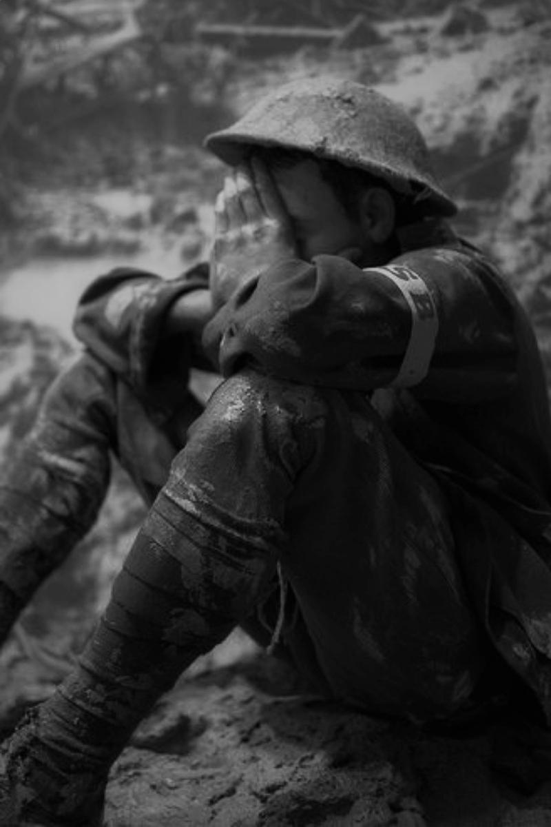 Trauma: A Vida Dos Soldados No Pós-Guerra - psicologia, arte & cultura Melkberg - ataque - combatentes - forças armadas - guerra - matar - psicológico - soldados - TEPT - transtorno de estresse pós-traumático - trauma - vida